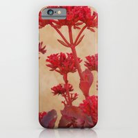 iPhone & iPod Case featuring Rustic Flowers by Emele Photography