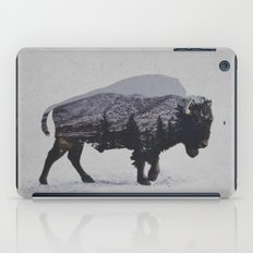 The American Bison iPad Case