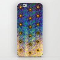 Star Pattern 2 iPhone & iPod Skin