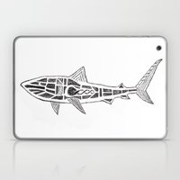 Shark Twist Laptop & iPad Skin