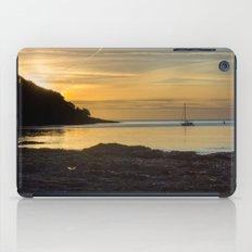 Sunrise Pendennis Point Falmouth iPad Case