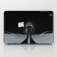 Lunar Walk iPad Case
