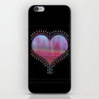 Tribal Heart iPhone & iPod Skin