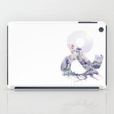 Ampersand iPad Case