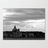 Giudecca At Sundown In B… Canvas Print