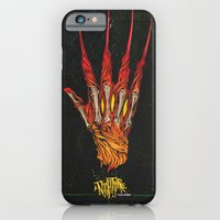 Nightmare On Elm St. iPhone 6 Slim Case