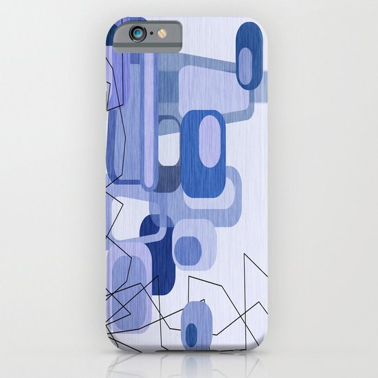 Feeling Blue. iPhone & iPod Case