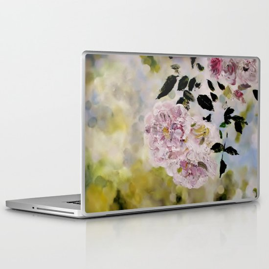 Rosy days Laptop & iPad Skin