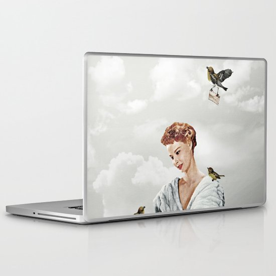 Third Beat IV Laptop & iPad Skin