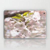 Tender Blossoms Laptop & iPad Skin