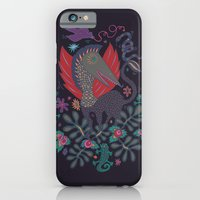 Dragon and Lizards iPhone 6 Slim Case