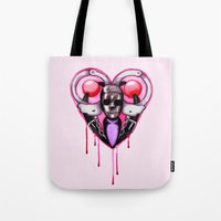 BDSM Love Tote Bag