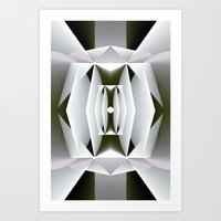 Reverberation Art Print