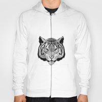 Tiger B&W Hoody