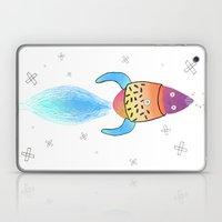 Rocket Laptop & iPad Skin