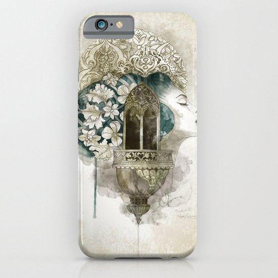 Stone Flowers iPhone & iPod Case