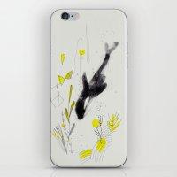 Blackfish iPhone & iPod Skin
