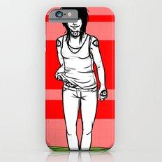 She Walks, We See iPhone 6 Slim Case