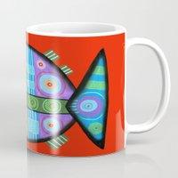 Fish Which Ate Ship Mug