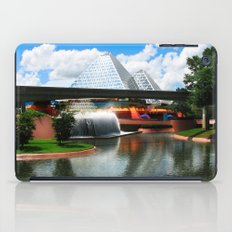 Epcot at Disney World iPad Case