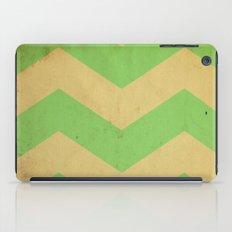 Seafoam Chevron iPad Case