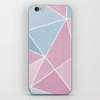 cubes. iPhone & iPod Skin