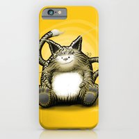 iPhone & iPod Case featuring Tigrou by Hereandnow.ch