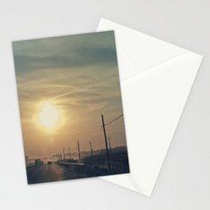 Anochece Stationery Cards