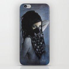 Nicole Lazuli iPhone & iPod Skin