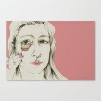 Sueños Rotos Canvas Print