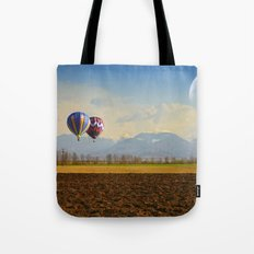 Surreal September Tote Bag