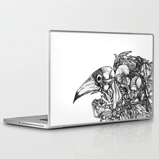 Animal Assembly Laptop & iPad Skin