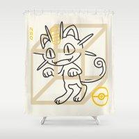 M-052 Shower Curtain