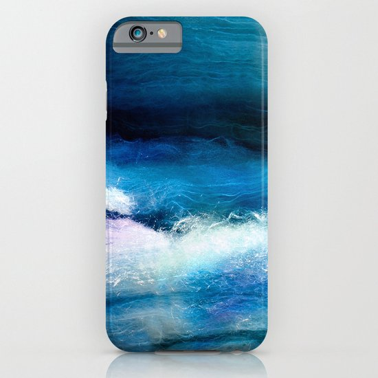 Waves of Wool iPhone & iPod Case