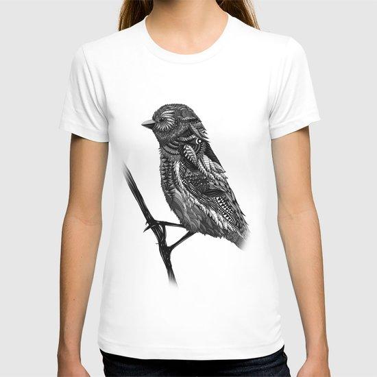 Ornate Bird T-shirt