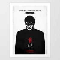 Hannibal - Antipasto Art Print