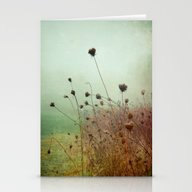 A Dense Fog Surrounded H… Stationery Cards