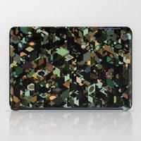 Panelscape: colours from KARMA CHAMELEON 3 iPad Case