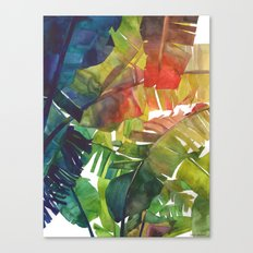 The Jungle vol 5 Canvas Print