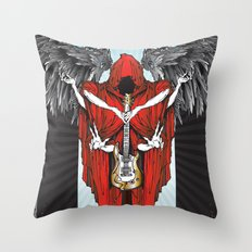 THE FATE Throw Pillow