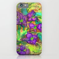 Magical Blossoms II iPhone 6 Slim Case