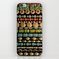 Cowboy hat bands iPhone & iPod Skin