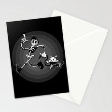 Dead Man Walkies Stationery Cards