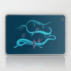 Cryptozookeeping Laptop & iPad Skin