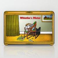 Whistler's Motor iPad Case