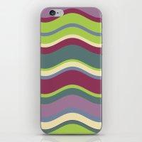 Lavender Shores iPhone & iPod Skin