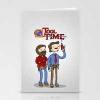 tool time. Stationery Cards