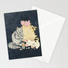 Big Bad Wolf Only Needed a Needle Stationery Cards