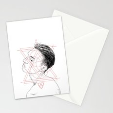 Face Facts I Stationery Cards