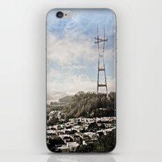 The Peaks iPhone & iPod Skin